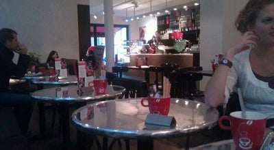 Photo of Coffee Shop Douwe Egberts Café at Ruiterskwartier 111, Leeuwarden 8911 BR, Netherlands