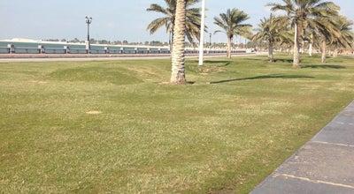 Photo of Beach Dammam corniche at Dammam, Saudi Arabia