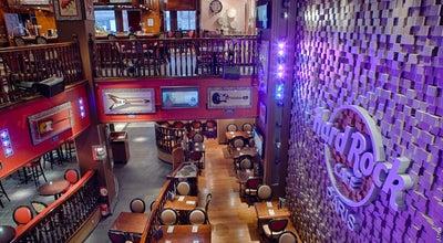 Photo of American Restaurant Hard Rock Cafe Paris at 14 Boulevard Montmartre, Paris 75009, France