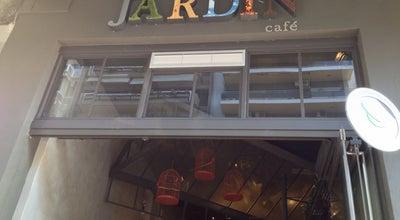 Photo of Cafe Le Jardin at Παλαιών Πατρών Γερμανού 8, Θεσσαλονίκη 546 22, Greece