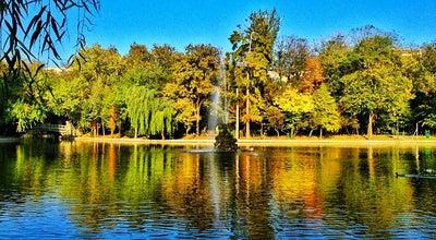 Photo of Lake Lacul Cișmigiu at Grădina Cișmigiu, București, Romania