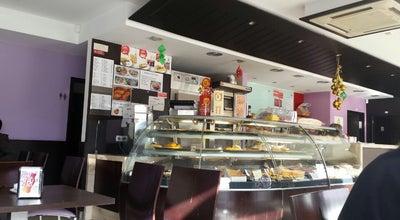 Photo of Cafe Café Bijou at Rua Professor Fernando Magano, Porto, Portugal