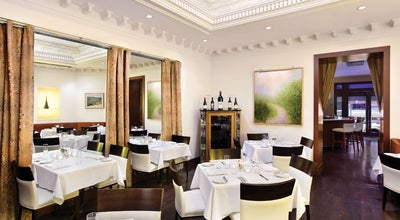 Photo of French Restaurant Triomphe at 49 W. 44th St, New York, NY 10036, United States