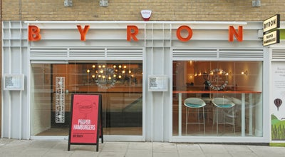 Photo of Burger Joint Byron at 3-6 Steward Street, Spitalfields E1 6FQ, United Kingdom