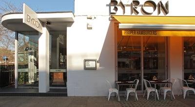 Photo of Burger Joint Byron at 222 Kensington High Street, London W8 7RG, United Kingdom