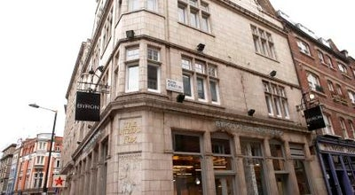 Photo of American Restaurant Byron at 97-99 Wardour Street, London W1F 0UF, United Kingdom