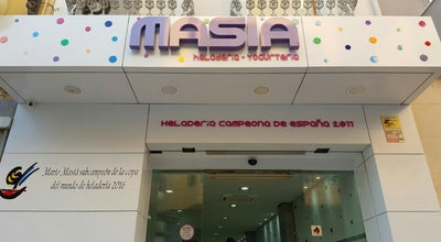 Photo of Ice Cream Shop Heladería Masiá at Mayor, 8, San Vicente del Raspeig 03690, Spain