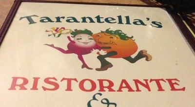 Photo of Italian Restaurant Tarantella's Ristorante at 1199 Raritan Rd, Clark, NJ 07066, United States