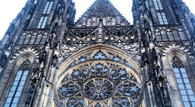 Photo of Church Katedrála sv. Víta | Saint Vitus' Cathedral at Iii. Nádvoří 48/2, Praha 119 01, Czech Republic