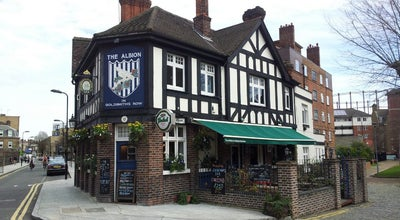 Photo of Pub The Albion at 94 Goldsmith's Row, London E2 8QY, United Kingdom