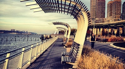 Photo of Park Hudson River Park at West St, New York, NY 10011, United States