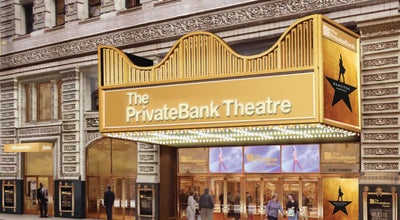 Photo of Theater Bank of America Theatre at 18 W Monroe St, Chicago, IL 60603, United States