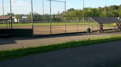 Photo of Baseball Field Frank Geri Field 1 at 1316-1456 Fraser St, Bellingham, WA 98229, United States