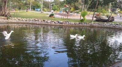 Photo of Park Parque Ambientalista Severino Montenegro at Avenida José Rodrigues De Jesus, Caruaru 50500-000, Brazil