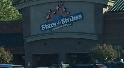 Photo of Bowling Alley Stars and Strikes at 10010 Highway 92, Woodstock, GA 30188, United States