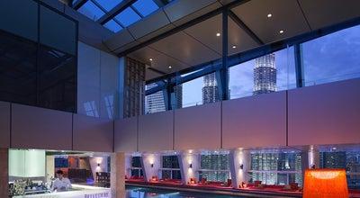 Photo of Hotel Bar SkyBar Kuala Lumpur at Traders Hotel (level 33), Jalan Sultan Ismail, Kuala Lumpur 50088, Malaysia
