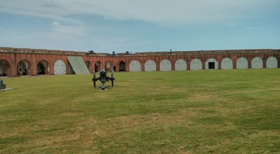 Photo of History Museum Fort Pulaski at N32° 01.680  W080° 53.525, Savannah, GA 31410, United States