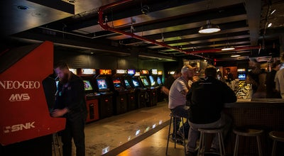Photo of Restaurant Barcade at 6 Saint Marks Pl, New York City, NY 10003, United States