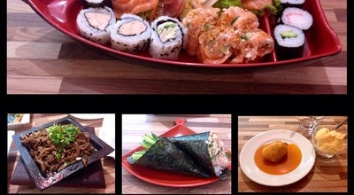 Photo of Sushi Restaurant Hairu Sushi at Rua Sete De Setembro, 207, Suzano, Brazil