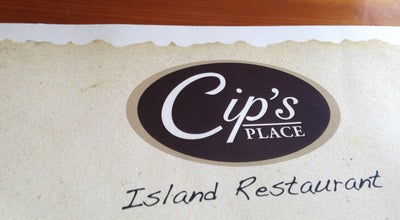 Photo of American Restaurant Cip's Place at 2025 Periwinkle Way, Sanibel, FL 33957, United States