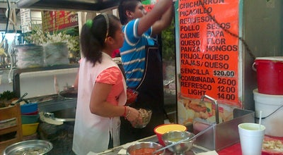 "Photo of Mexican Restaurant Quesadillas ""Las Dietéticas"" at Mexico"