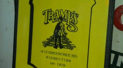 Photo of Bar Tramp's Restaurant at 412 Greentree Rd, Pittsburgh, PA 15220, United States