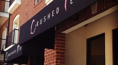 Photo of Restaurant Crushed Red at 140 S Kirkwood Rd, Kirkwood, MO 63122, United States