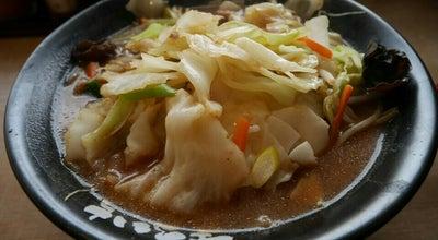 Photo of Food まるいちらぁめん at 南浜町27-5, 舞鶴市, Japan