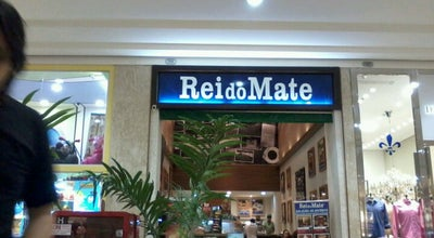 Photo of Coffee Shop Rei do Mate at Praiamar Shopping, Santos, Brazil