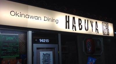 Photo of Japanese Restaurant Habuya Okinawan Dining at 14082 Red Hill Ave, Tustin, CA 92780, United States