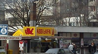 Photo of Burger Joint Kod Lafa at Bulevar Dr. Zorana Đinđića 18000, Serbia