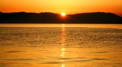 Photo of Lake Indian Ocean at Tanzania