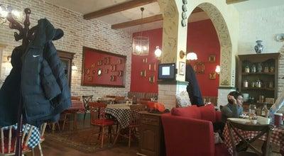 "Photo of Italian Restaurant Del Papa at Трц ""керуен"", Ул. Достык, 9, 3 Этаж, Астана, Kazakhstan"