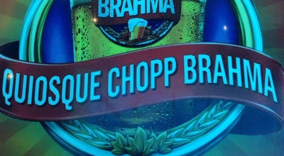 Photo of Beer Garden Quiosque Chopp Brahma at Av Dom Pedro Ii, Ponta Grossa, Brazil