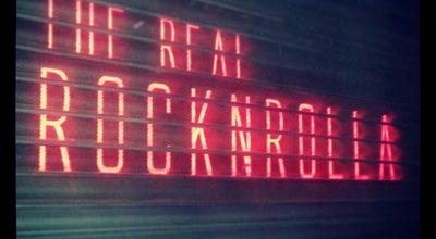 Photo of Bar The Real Rocknrolla at Αριστοτέλη Βαλαωρίτου 31, Θεσσαλονίκη 546 25, Greece