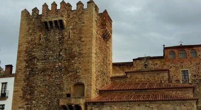 Photo of Historic Site Torre de Bujaco at Plaza Mayor, Cáceres 10003, Spain