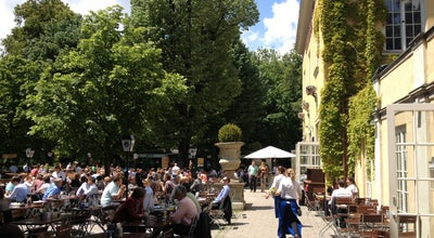 Photo of German Restaurant Park Café at Sophienstr. 7, München 80333, Germany