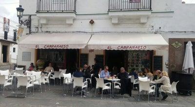 Photo of Cafe El Campanario at Plaza De España, 11500 El Puerto De Santa María, El Puerto de Santa María 11500, Spain
