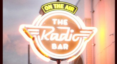 Photo of Bar Radio Bar at 3079 Government St, Baton Rouge, LA 70806, United States