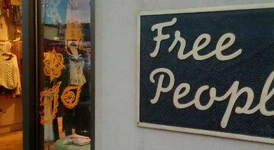 Photo of Boutique Free People at 2680 Ne University Village St, Seattle, WA 98105, United States