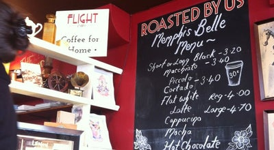 Photo of Coffee Shop Memphis Belle Coffee House at Dixon St, Wellington 6011, New Zealand