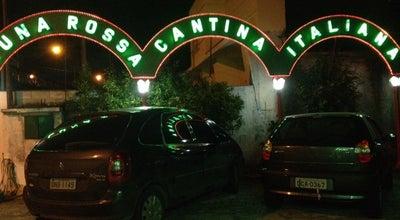 Photo of Italian Restaurant Cantina Luna Rossa at R. Basílio Batalha, 184, Mogi das Cruzes 08730-090, Brazil