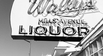 Photo of Dive Bar Wally's Mills Avenue Liquors at 1001 N Mills Ave, Orlando, FL 32803, United States
