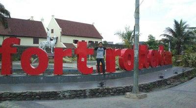 Photo of Historic Site Fort Rotterdam (Benteng Ujung Pandang) at Jalan Ujung Pandang No. 1, Makassar 90111, Indonesia