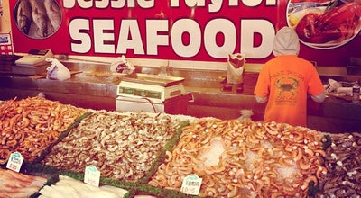 Photo of Fish Market Jesse Taylor Seafood at 1100 Maine Ave Sw, Washington, DC 20024, United States