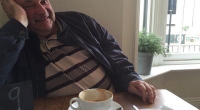 Photo of Cafe Basil at 1-3 Lime Hill Rd, Tunbridge Wells TN4 1LJ, United Kingdom