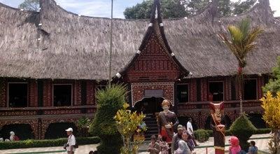 Photo of History Museum Rumah Adat Baanjuang at Komplek Kebun Binatang, Bukittinggi, Indonesia