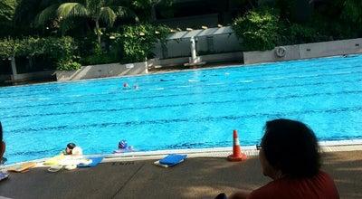 Photo of Beach Sun-U Residence Pool at Jalan Lagoon Selatan, Subang Jaya, Malaysia