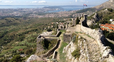 Photo of Scenic Lookout Klis fortress at Croatia