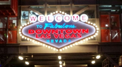Photo of Road Fremont Street at 300 Fremont St, Paradise, NV 89101, United States